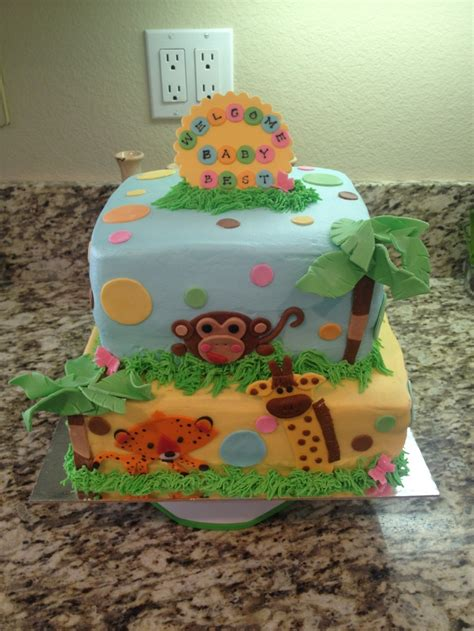 zoo baby shower decorations zoo animals baby shower cake cakes zoos
