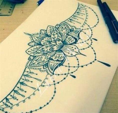 mandala tattoo glasgow best 25 lower belly tattoos ideas on pinterest