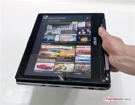 Asus Laptop Tp300l Specs courte critique du convertible asus transformer book flip tp300ld c4031h notebookcheck fr