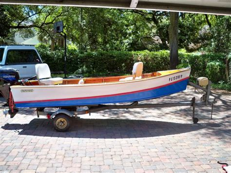 stauter boats for sale 1985 14 stauter built with 25hp tohatsu the hull truth