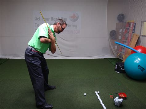 steep golf swing body rotation golf lessons in orange county learn a