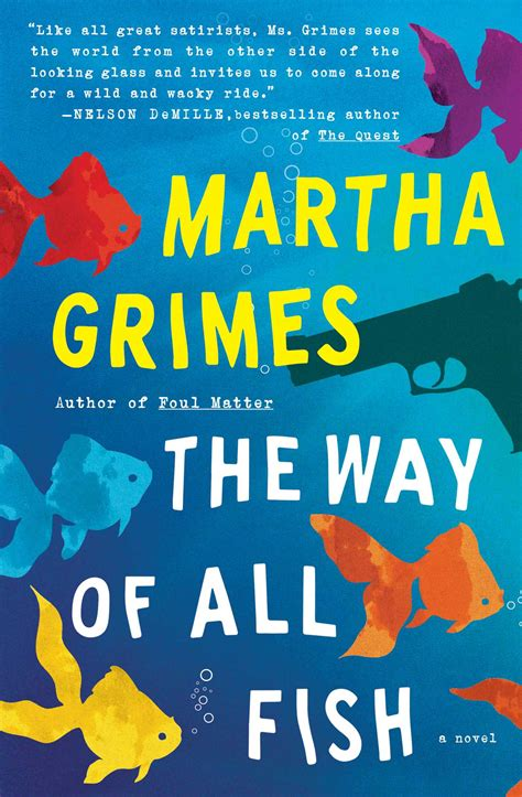 the way of all fish book by martha grimes official publisher page simon schuster
