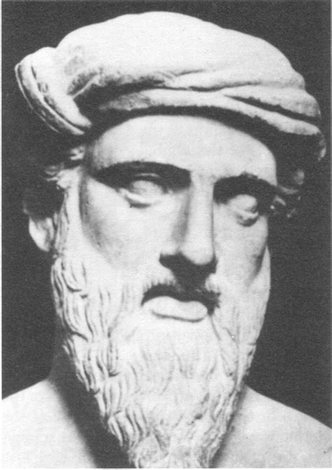 biography pythagoras wandering souls the doctrine of transmigration in