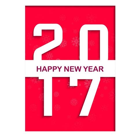 modern new year modern background of happy new year 2017 vector free