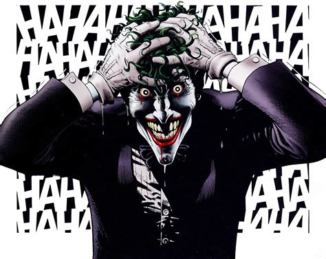 joker tattoo killing joke the killing joke story arc comic vine
