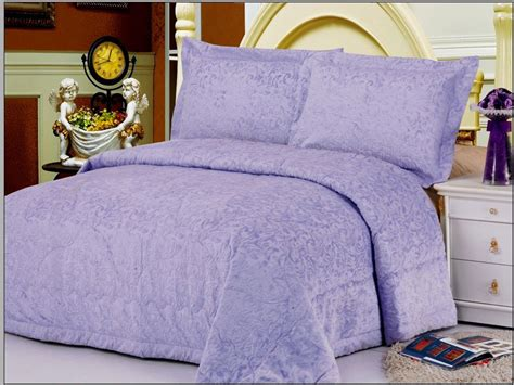 Light Bedspreads Odessa Purple Purple Colored Light Fabric Bedcover With