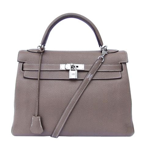 New Fashion Arianna Togo Leather 2in1 8805vl authentic hermes 32 bag etoupe togo leather silver