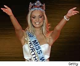 Tatana Kucharova Miss Crowned Miss World 2006 Pageant 2 by Awards Awards Shows Tmz
