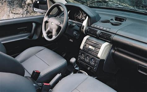 land rover freelander 2000 interior used 2005 land rover freelander for sale pricing