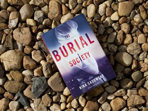 the burial society a novel books twisty thrills propel the burial society ncpr news