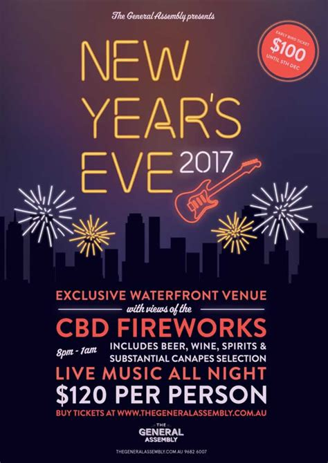 new year assembly new year s melbourne guide to nye events
