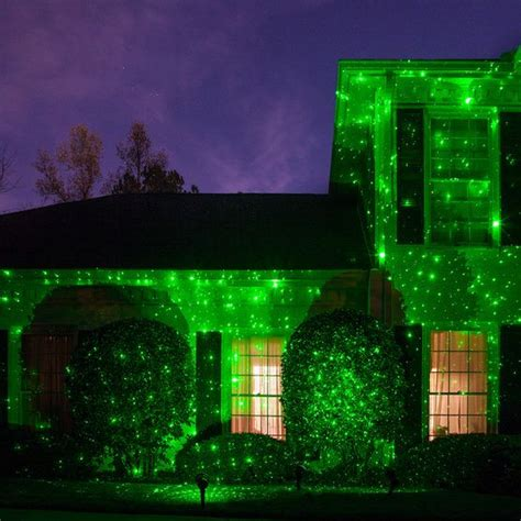 green x500 laser christmas light projector christmas