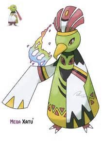 Mega Essay by Mega Xatu By Leafyheart On Deviantart