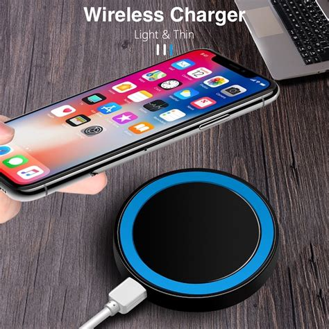 scatter  qi wireless chargers   home