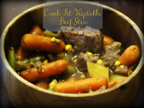 beef stew recoipe crock pot vegetable beef stew recipe