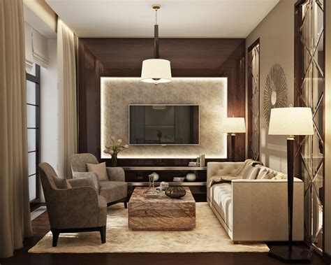 apartment living rooms marchenko pazyuk design small luxury apartment design