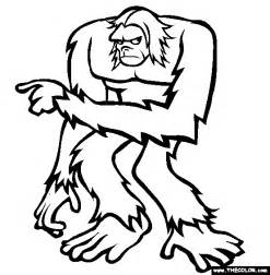 mothman coloring pages coloring pages