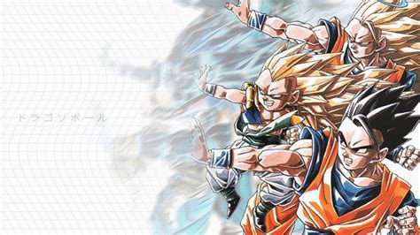 wallpaper dragon ball bergerak dragon ball z wallpapers hd wallpaper cave