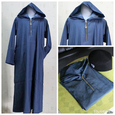 Baju Koko Anak Denim gamis koko anak laki laki cowok murah simple ganteng putih