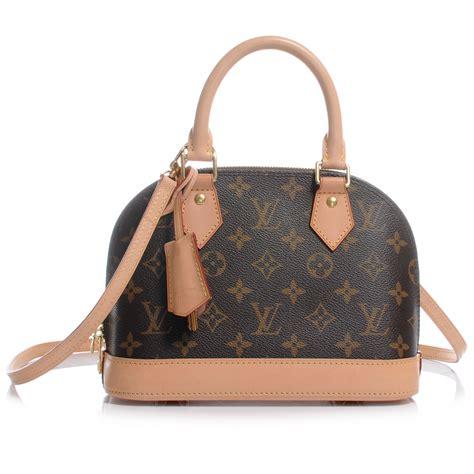 New Louis Vuitton Bb Alma Monogram louis vuitton monogram alma bb 46614