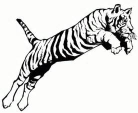 color tiger tiger coloring pages and book uniquecoloringpages