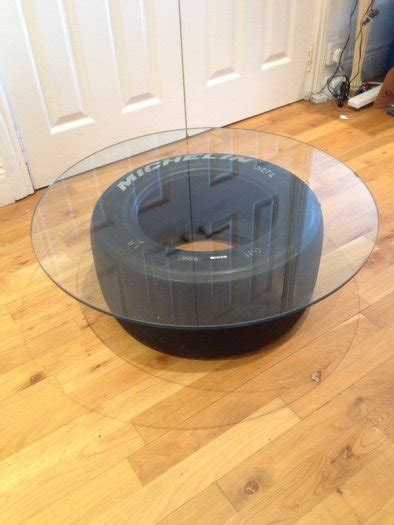 tyre coffee table formula 3 slick racing tyre coffee table for sale in