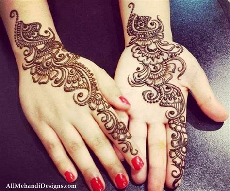 1000 Simple Mehndi Designs Easy Mehandi Images Arabic Designs For