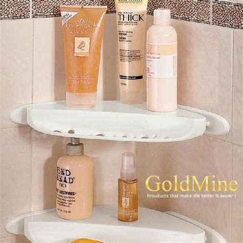 Magic Corner Shower Shelf magic corner shower shelf view corner shelf product details from goldmine products co ltd