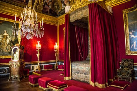 versailles bedroom louis xvi s bedroom in the versailles palace jigsaw puzzle