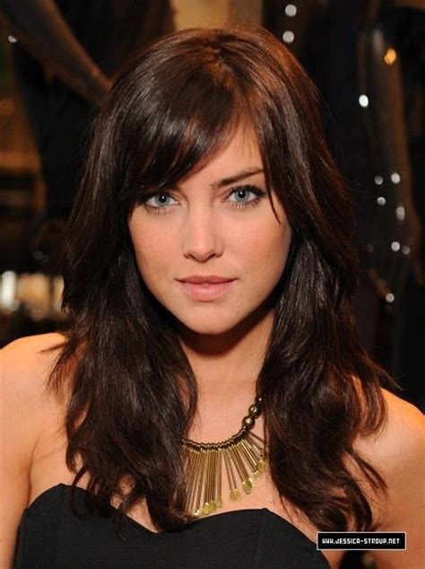 hair sweeped side fringe 25 best ideas about sweeping fringe on pinterest