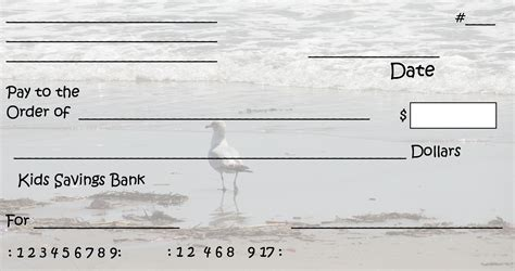 joke cheque template free clipart n images printable pretend checks for