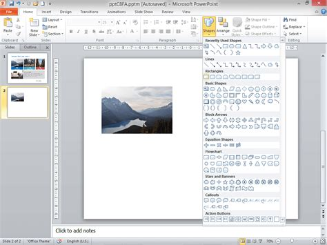 membuat ppt yg menarik cara membuat galeri foto yang menarik di powerpoint