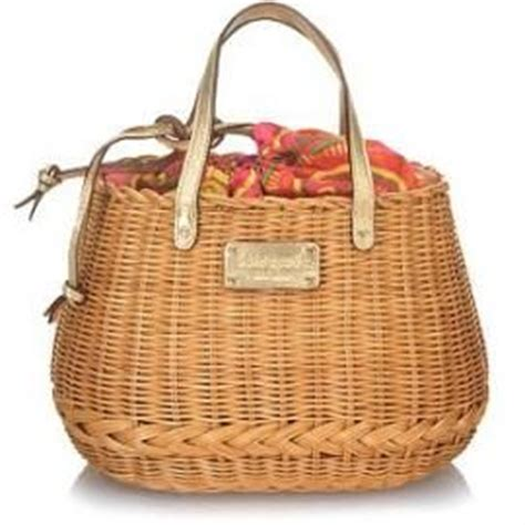 Kate Spade 9963 17 best images about wicker handbags on