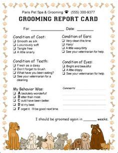 Pet Grooming Services Price List Templates From Http Www Thegroomerssecret Com Dog Grooming Grooming Price List Template
