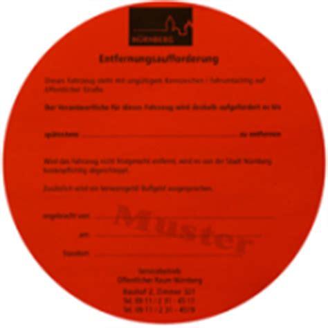 Kfz Zulassung Aufkleber by Fahrzeuge Ohne Zulassung Und Schrottfahrr 228 Der