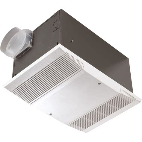 bathroom ceiling heater exhaust fan nutone 70 cfm ceiling exhaust fan with 1500 watt heater