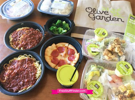 olive garden family meal deal free stuff finder the best free stuff free sles
