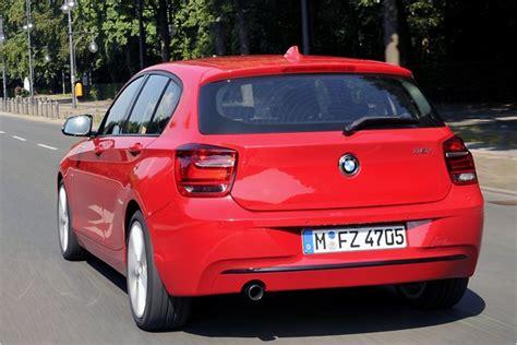 Bmw 1er 2011 Preisliste by Erste Ausfahrt Im Neuen Bmw 1er Heise Autos