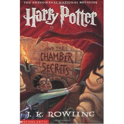 harry potter and the chamber of secrets book report differences between harry potter and the chamber of