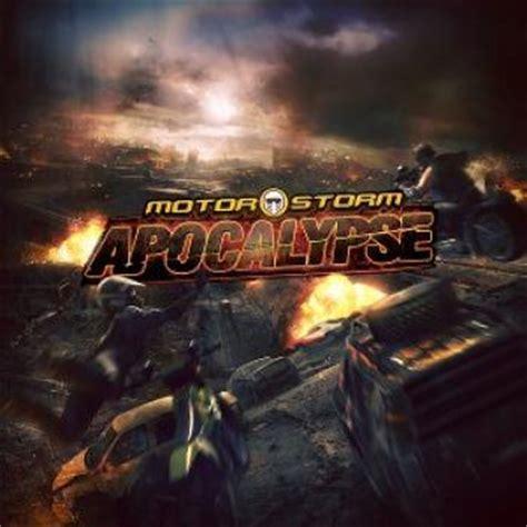motorstorm apocalypse original soundtrack muzyka iz igry