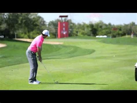 Rory Mcilroy Slow Motion Swing Sequence 2015 Youtube