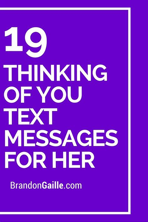 sayings for cards 21 thinking of you text messages for messages texts
