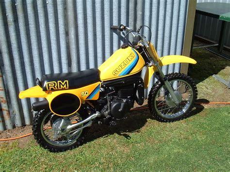 Suzuki Rm 50 1982 Suzuki Rm 50