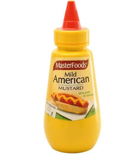 Masterfoods Wholegrain Mustard 1 prime masterfoods mild american mustard