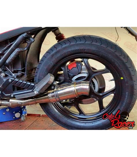 bmw k100 exhaust exhasut gp style 03a collector4to1 for bmw k100 cafe 4