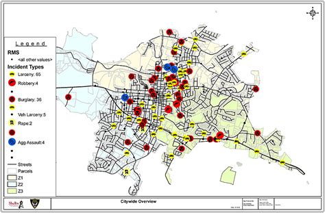 crime pattern analysis using gis arcnews summer 2008 issue intelligence led policing