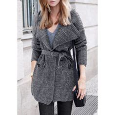 Vneck Pocket Style Guess Biru 1000 ideas about belted cardigan on cardigans