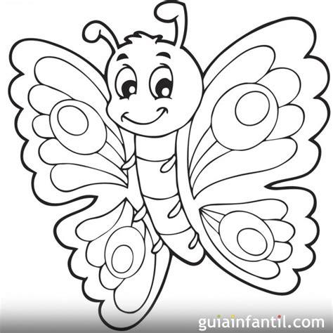 imagenes de mariposas animadas para dibujar dibujo de una mariposa 10 dibujos de mariposas para colorear