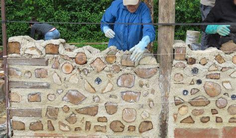 English Cottage House construction cr 233 ative en quot bois cord 233 quot alain richard