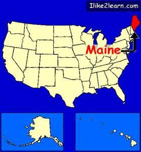 us map maine maine